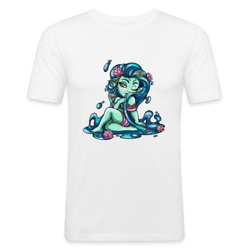 Zodiac Sign : Fish - T-shirt près du corps Homme