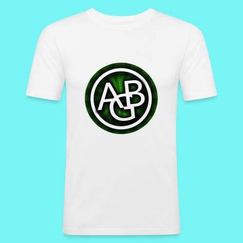 AustrianGamingBrothers Kollektion 2 - Männer Slim Fit T-Shirt