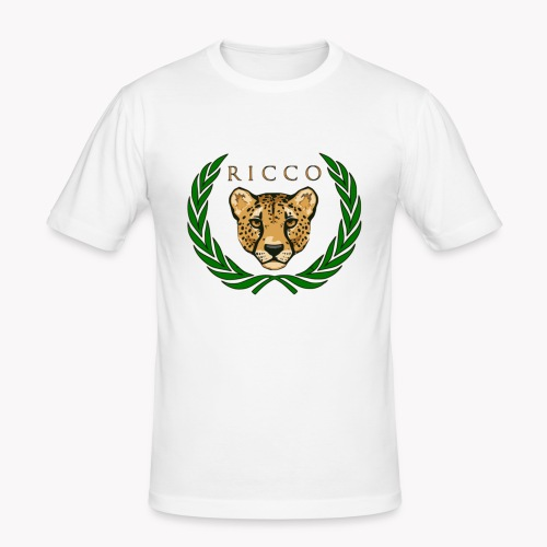 Ricco - Männer Slim Fit T-Shirt