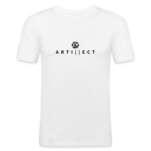 Artillect - T-shirt près du corps Homme