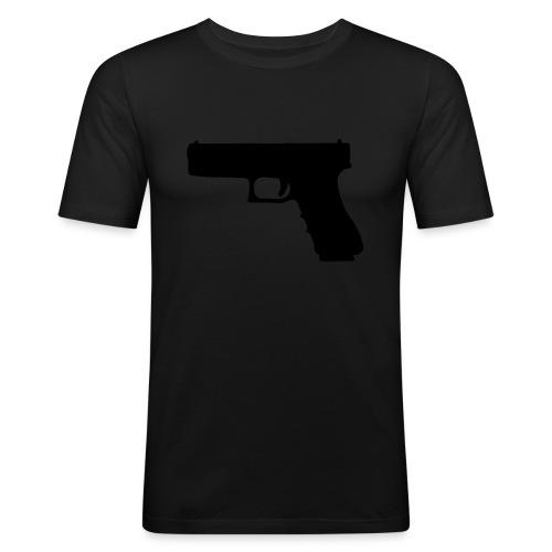 The Glock 2.0 - Men's Slim Fit T-Shirt