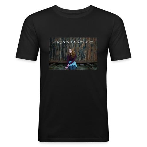 Kayla Anthoney Personal - Männer Slim Fit T-Shirt