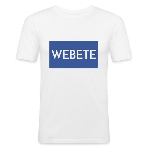 Webete - Men's Slim Fit T-Shirt