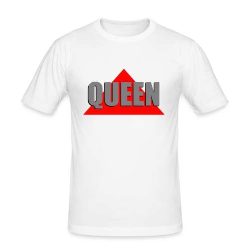 Queen, by SBDesigns - T-shirt près du corps Homme