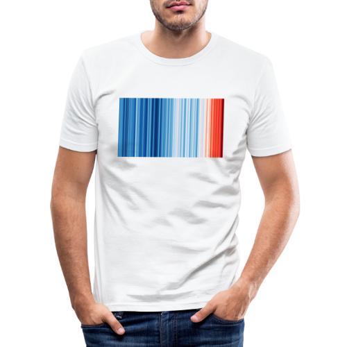 Klimawandel - Männer Slim Fit T-Shirt