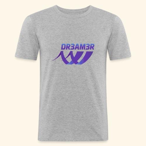 DR3AM3R - Miesten tyköistuva t-paita