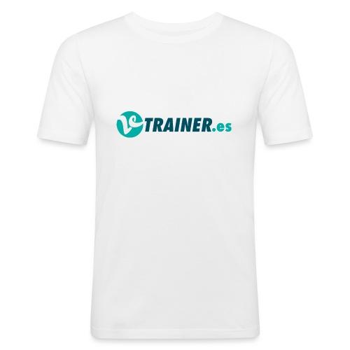 VTRAINER.es - Camiseta ajustada hombre