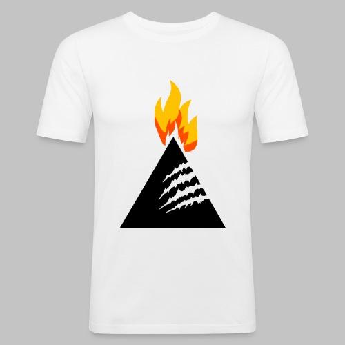 Sayan - Männer Slim Fit T-Shirt