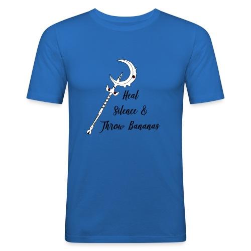 Soraka Main - Männer Slim Fit T-Shirt