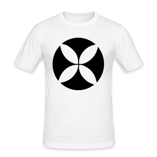 LiamMelly logo - Men's Slim Fit T-Shirt