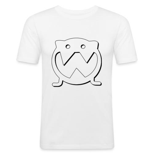 logo ropa - Camiseta ajustada hombre