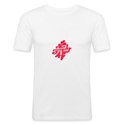 Rvndom shi7 - T-shirt près du corps Homme
