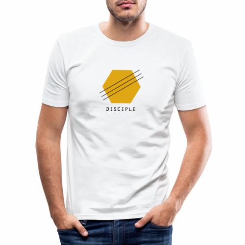 Disciple - Men's Slim Fit T-Shirt