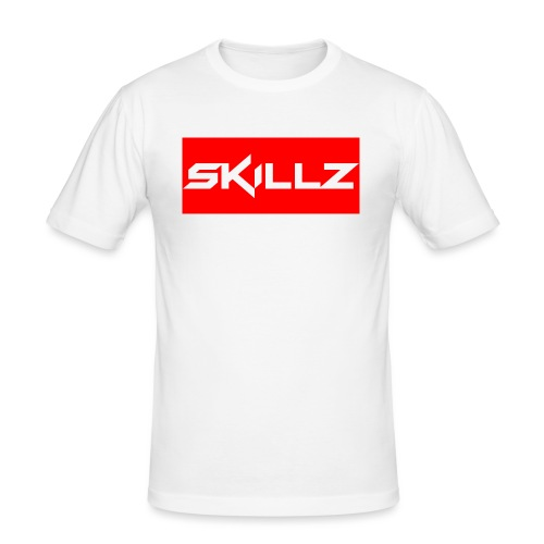 SKILLZ - Men's Slim Fit T-Shirt