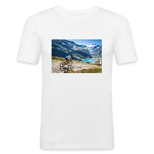 Merch 11111111111 - Slim Fit T-shirt herr