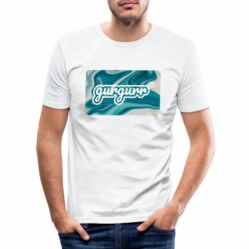 Flow Pigeon - Männer Slim Fit T-Shirt