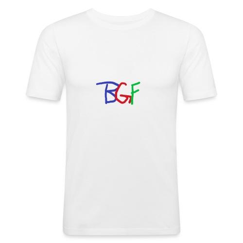The OG BGF logo! - Men's Slim Fit T-Shirt