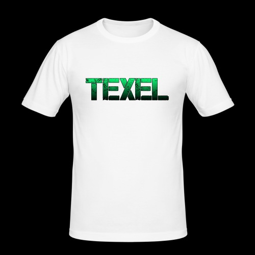 Texel - Mannen slim fit T-shirt