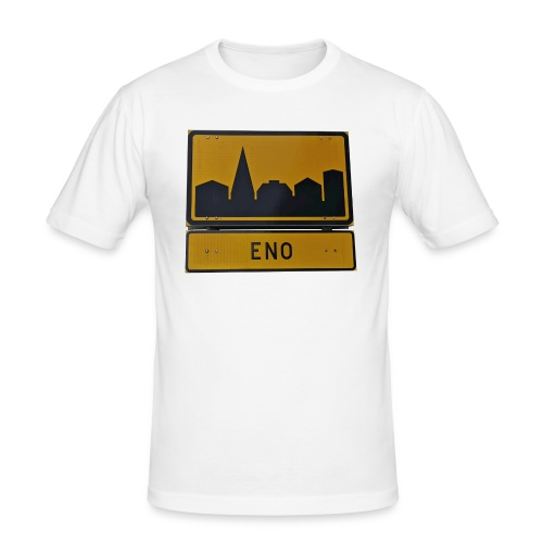 The Eno - Miesten tyköistuva t-paita