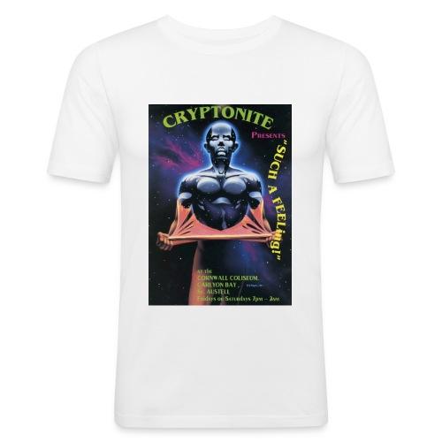 cryptonite coliseum 0606 f - Men's Slim Fit T-Shirt