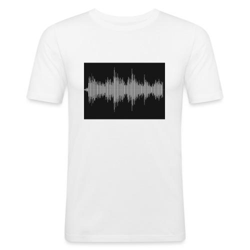 Soundwave - Mannen slim fit T-shirt