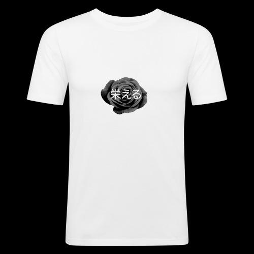 Sakaeru. - Men's Slim Fit T-Shirt
