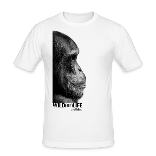 Soul Chimp - Men's Slim Fit T-Shirt