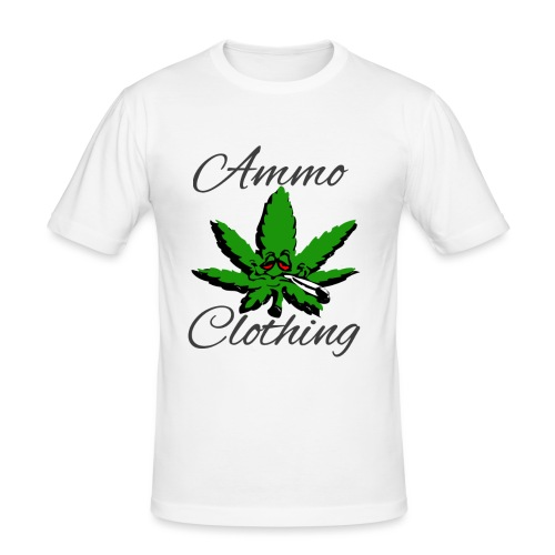 Mr Stoner Summer Wear - Men's Slim Fit T-Shirt