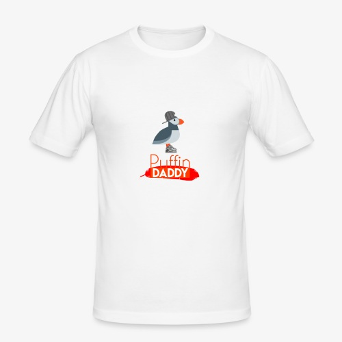 puffin - Camiseta ajustada hombre