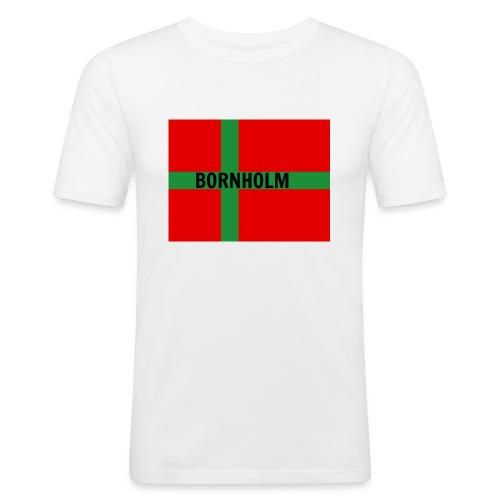 BORNHOLM - Herre Slim Fit T-Shirt