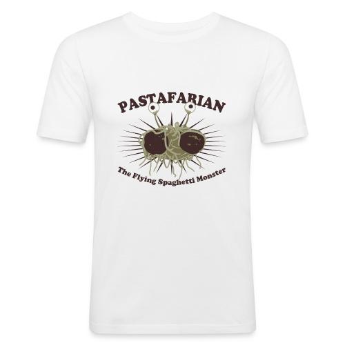 The Flying Spaghetti Monster - Men's Slim Fit T-Shirt