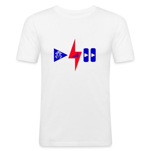 Luis Cid R - Camiseta ajustada hombre