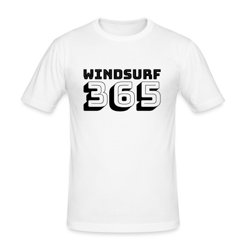 Windsurfing 365 - Men's Slim Fit T-Shirt