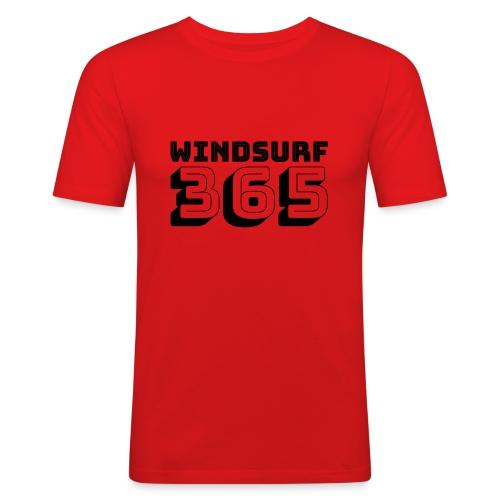 Windsurfing 365 - Men's Slim Fit T-Shirt