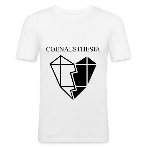 Coenaesthesia Logo - Men's Slim Fit T-Shirt