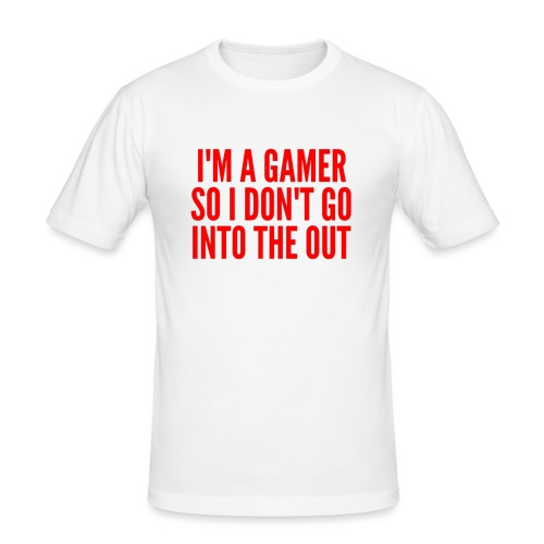 X45GAMER - Men's Slim Fit T-Shirt