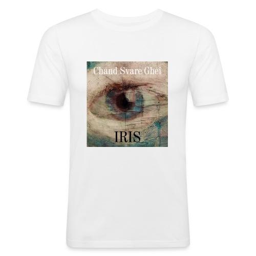 Iris - Slim Fit T-skjorte for menn