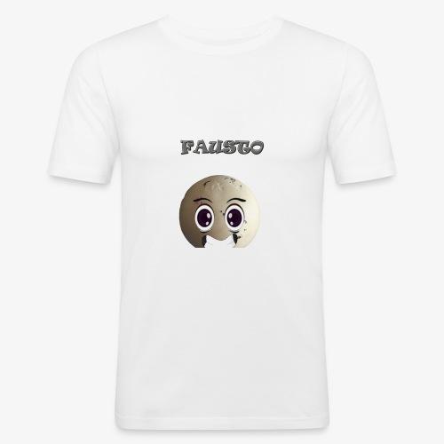 FAUSTOSHIIRT - Maglietta aderente da uomo