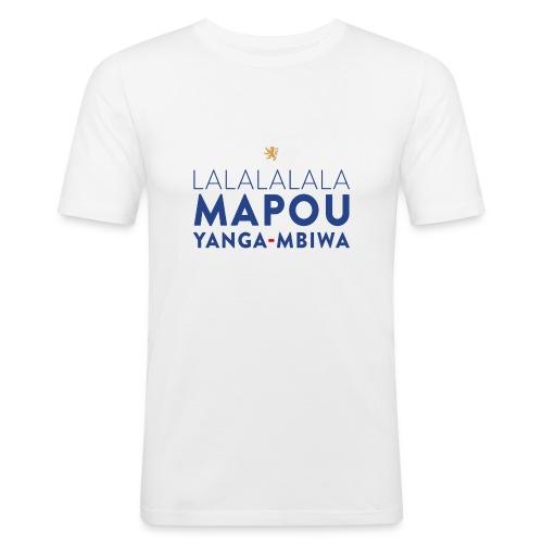 Mapou YANGA-MBIWA - T-shirt près du corps Homme