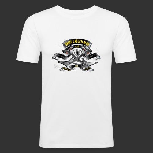 screaming pistons - slim fit T-shirt
