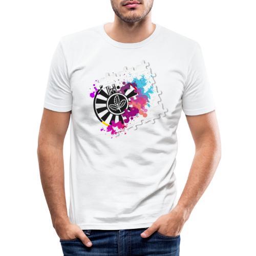 Puzzle rt - Männer Slim Fit T-Shirt
