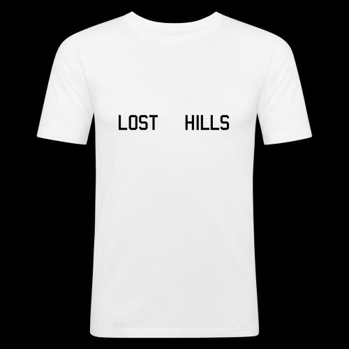 LOST HILLS - Men's Slim Fit T-Shirt