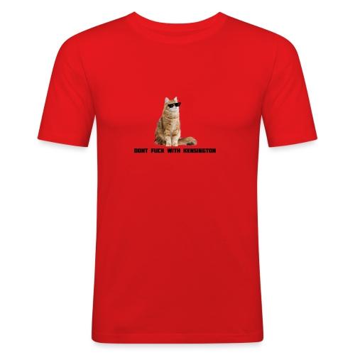 DFWK - Mannen slim fit T-shirt