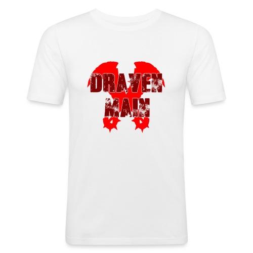 Draven Main - Männer Slim Fit T-Shirt