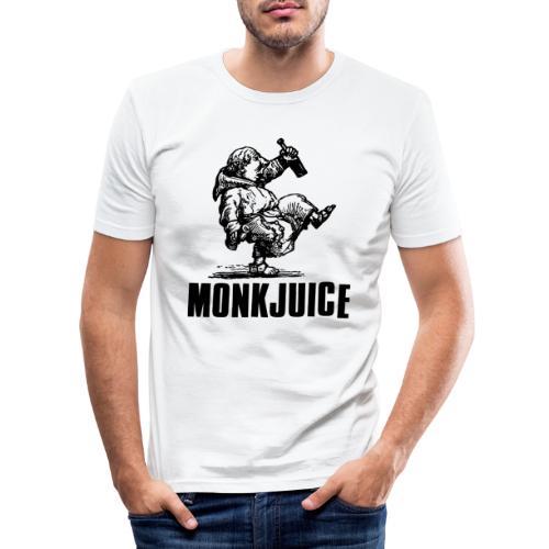 MonkJuice - Men's Slim Fit T-Shirt