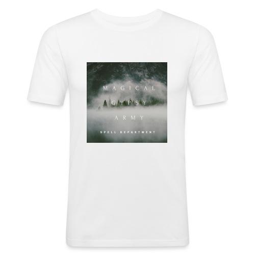 MAGICAL GYPSY ARMY SPELL - Männer Slim Fit T-Shirt