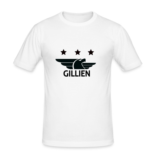 GILLIEN CASUAL WEAR - Slim Fit T-skjorte for menn