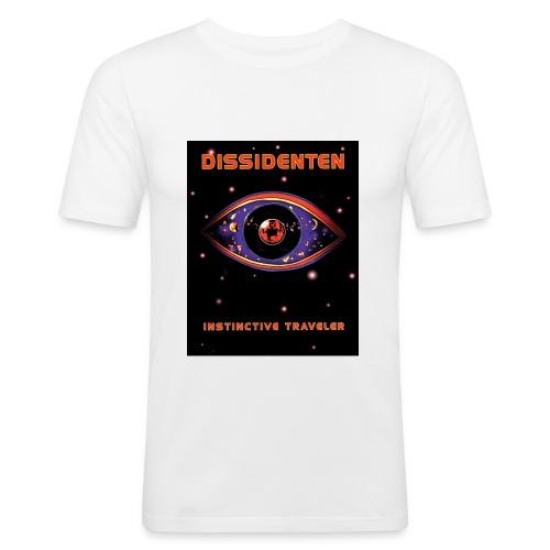 instinctive traveler shirt - Men's Slim Fit T-Shirt