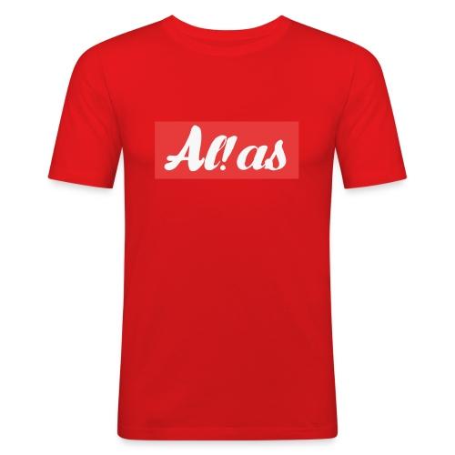Al!as - Herre Slim Fit T-Shirt