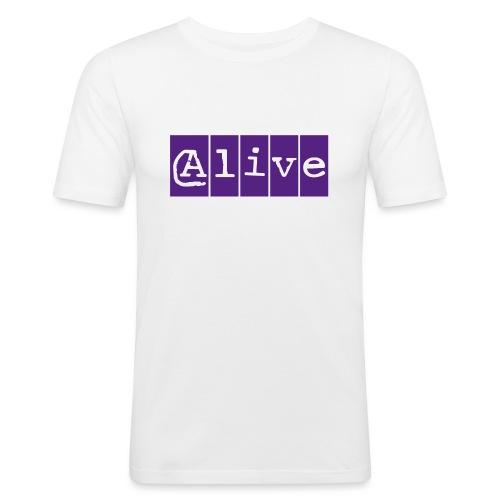 Alive - slim fit T-shirt